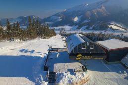 Lyžiarske stredisko Strachan Ski Centrum Ždiar