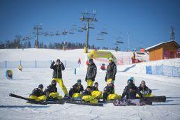 Tím inštruktorov Lyžiarska škola Strachan Ski Centrum Strachan Ždiar