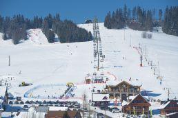 4 sedačková lanovka Strachan Ski Centrum Ždiar