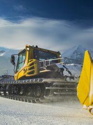 Jazda ratrakom Ždiar Strachan Ski Centrum